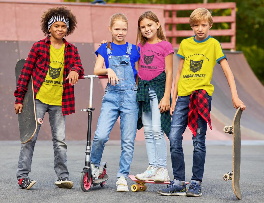 t-shirt-mockup-featuring-four-kids-at-a-skatepark-39336-r-el2